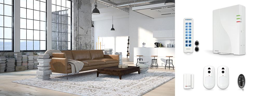 alarme appartement prix fabulous beautiful comparatif. Black Bedroom Furniture Sets. Home Design Ideas